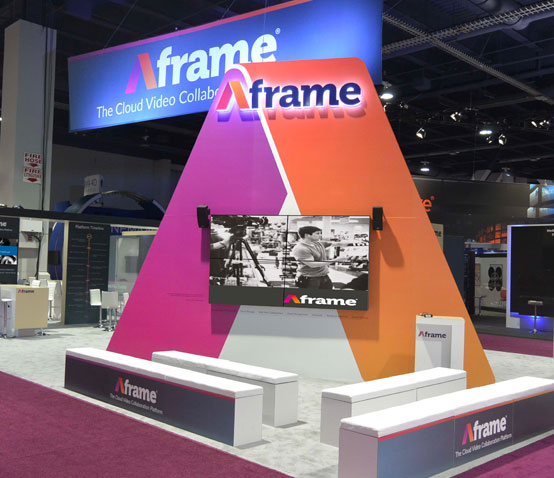 Exhibition Stand Frames : Exhibition booths